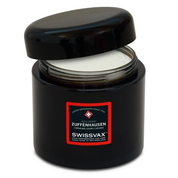Swissvax Zuffenhausen Wachs für Porsche-Lacke 200 ml