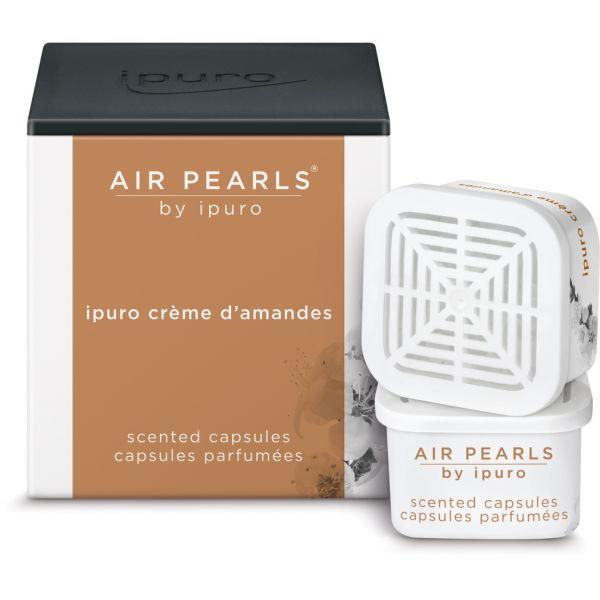 ipuro Air Pearl Capsules, crème d'amandes, 2 x 6g