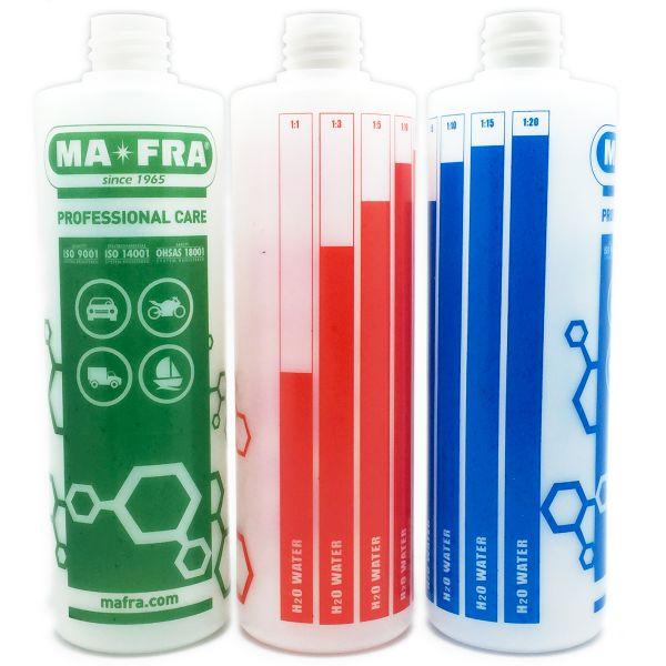 Ma-Fra leere Flasche mit Sprühkopf 500ml