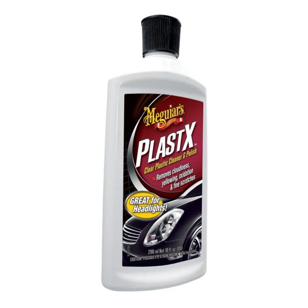 Meguiar's PlastX Plexiglas Polish, 296 ml