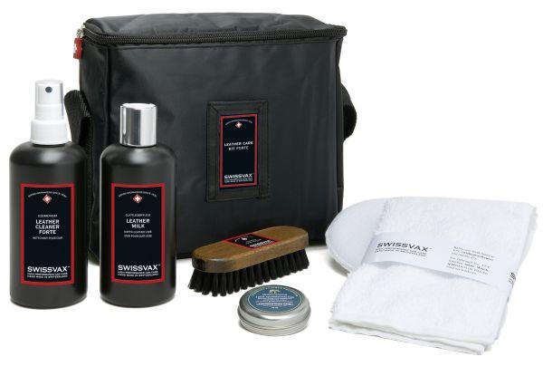 Swissvax Leather Care Kit FORTE Lederpflegeset