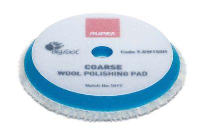 Rupes Blue Wool Polishing Pad Coarse Ø 150 mm 2 ér Pack