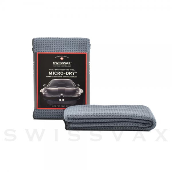 Swissvax Micro-Dry Waffeltrockentuch