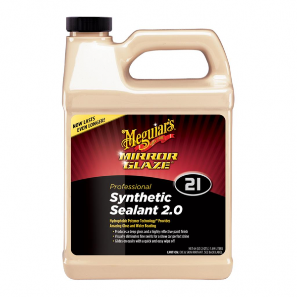 Meguiar's Synthetic Sealant Lackversiegelung, 1.89 Liter
