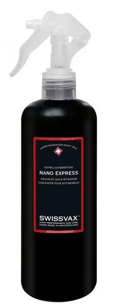 Swissvax Nano Express Automobil-Schnellpflege 470 ml