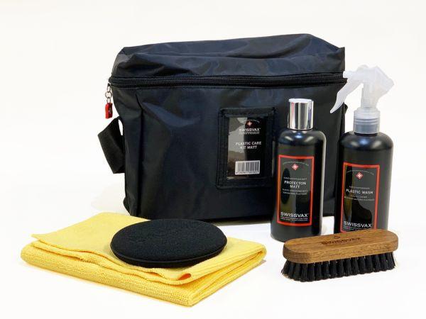 SWISSVAX Plastic Care Kit Matt