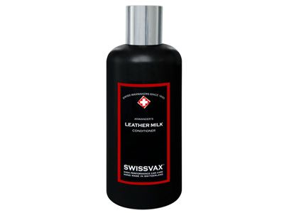 Swissvax Leather Milk Lederpflege 250 - 470 - 1000 ml