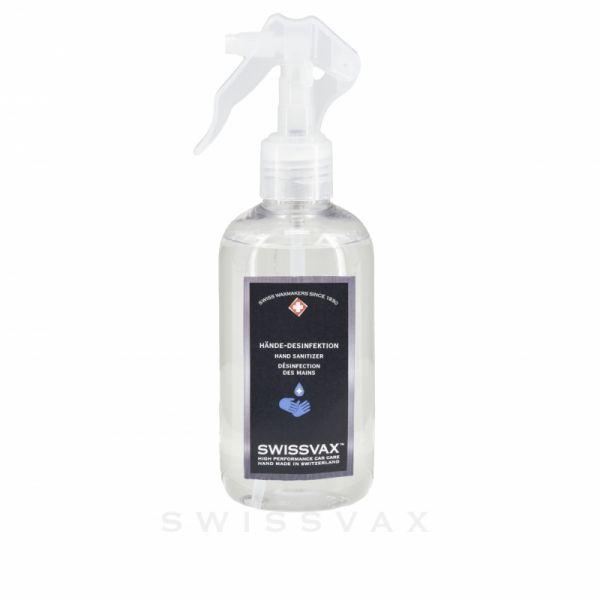 Swissvax Sanitizer Medizinische Hände-Desinfektion 250 ml
