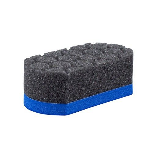 Chemical Guys blue crossed linked Applicator Pad