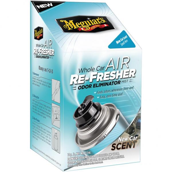 Meguiar's Air Re-Fresher New Car, 60 ml