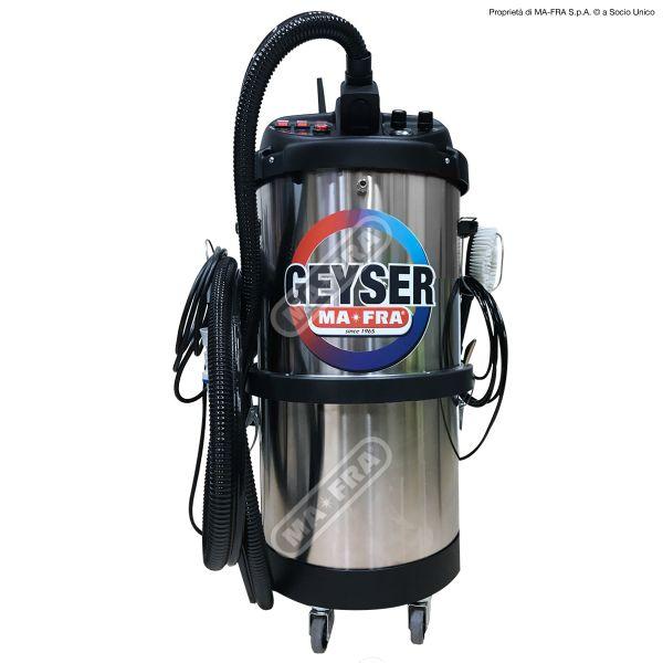 Ma-Fra Multifunktionsgerät Geyser Dampfreiniger