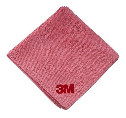 3M Perfect-it™ III Hochleistungs-Poliertuch rosa