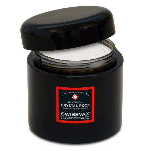 Swissvax Crystal Rock Highend-Carnaubawachs 50 - 200 ml