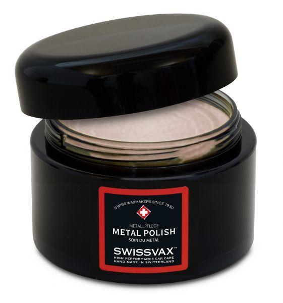 Swissvax METAL POLISH Chrom- und Metallpflege, 50 ml