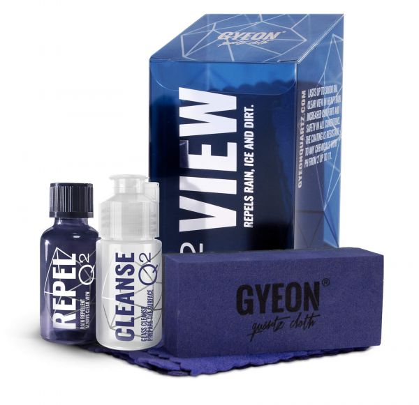 Gyeon Q² View 20 ml Glasversiegelung