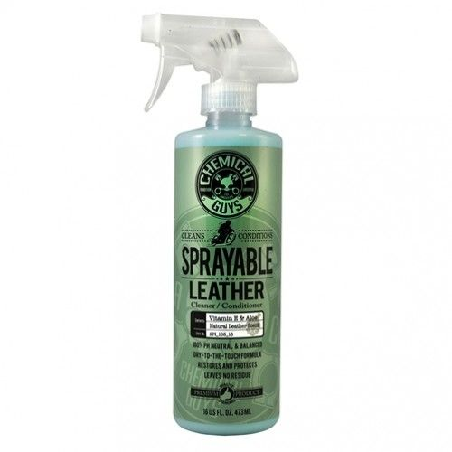 Chemical Guys Sprayable Leather Cleaner/Conditioner 473 ml