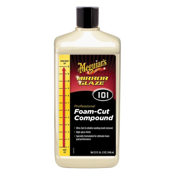 Meguiar's Foam Pad Compound M101 0,945 Liter