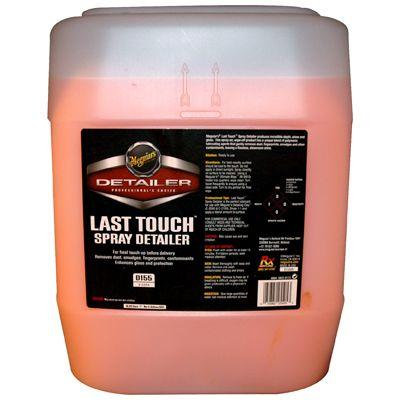 Meguiar's Last Touch Spray Detailer 18.90 Liter