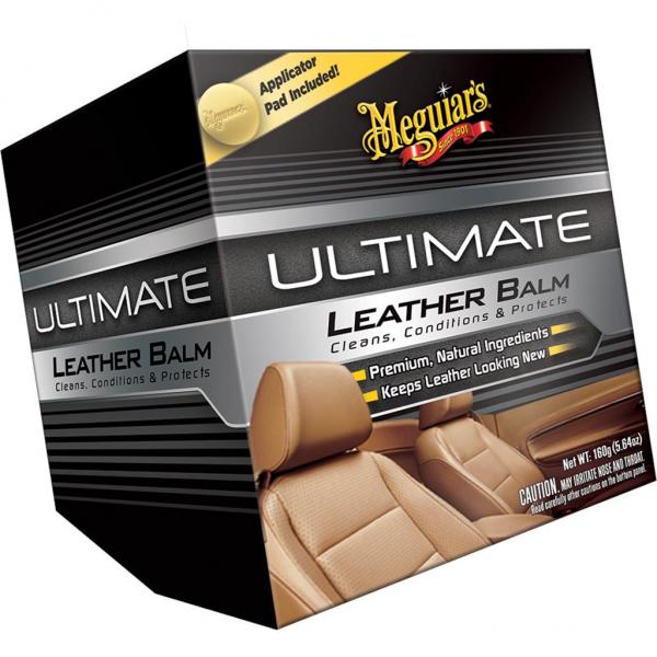 Meguiar's Ultimate Leather Balm, 160 gr.