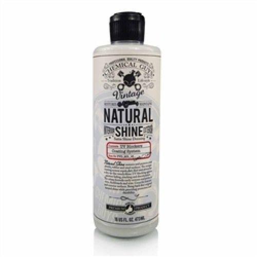Chemical Guys Natural Shine Kunststoff- und Gummipflege