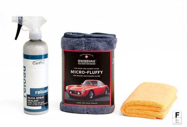 FF CarPro QuickSealing-Set