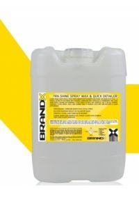BrandX X-TRA SHINE Spray Wax & Detailer