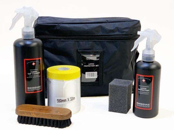 Swissvax Lotos Protectant Set Langzeit-Textilimprägnierung