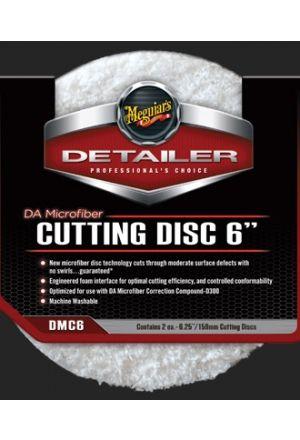 """Meguiars DA Microfiber Cutting Pad 6"""" 2er-Pack"""