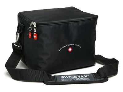 SWISSVAX ENTRY Auto-Pflegemitteltasche