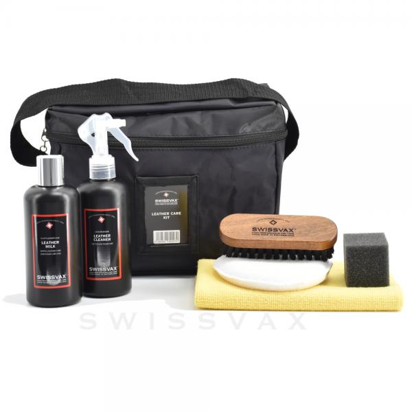 Swissvax Leather Care Kit Mild