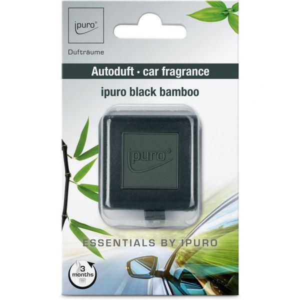 ipuro Autoduft, black bamboo