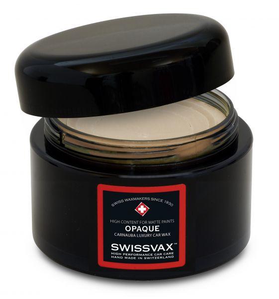 Swissvax Opaque Premiumwachs für alle Mattlacke, 50 ml