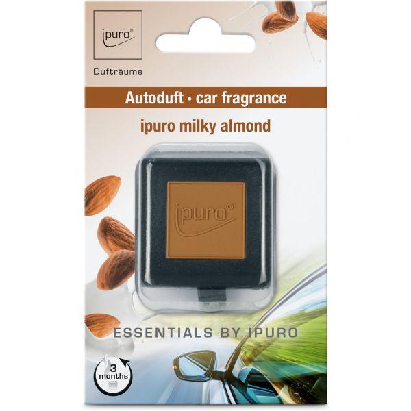 ipuro Autoduft, milky almond
