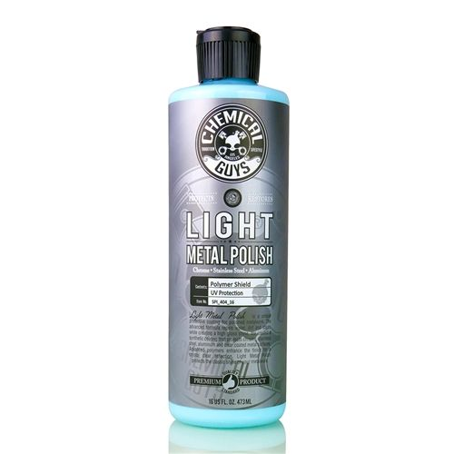Chemical Guys Vintage Light Metal Polish