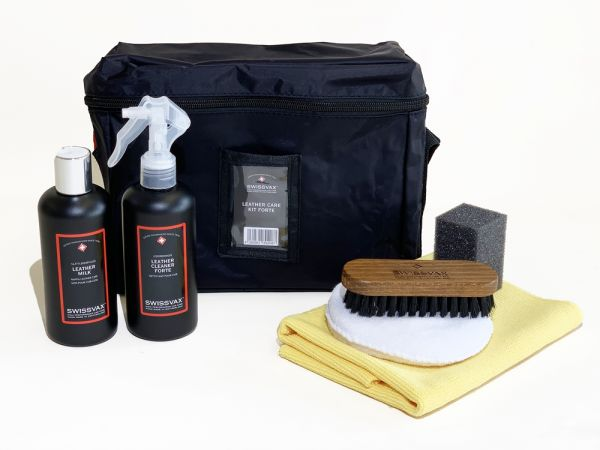 Swissvax Leather Care Kit FORTE Lederpflegeset