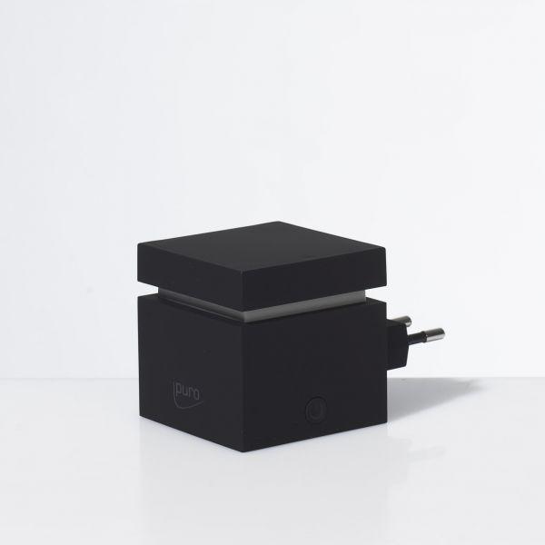 ipuro Air Pearls Electric Plug In Cube, black