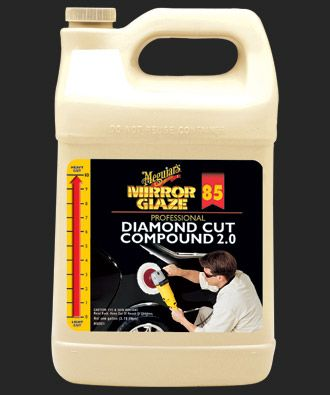 Meguiar's 85' Diamond Cut Compound 2.0 3,78 Liter