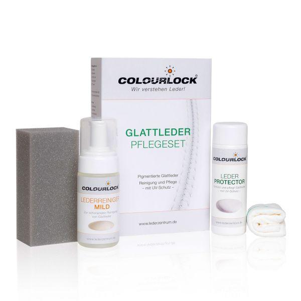 Colourlock Glattleder-Pflegeset Mild