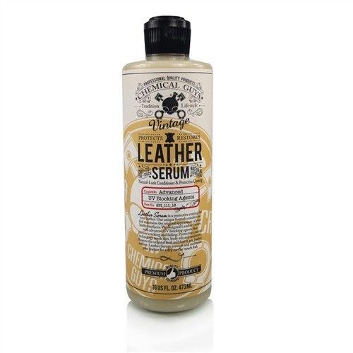 Chemical Guys Leather Serum Lederversiegelung