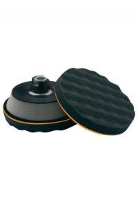 Scholl SoftTouch M Waffel-Pad schwarz D 145 mm