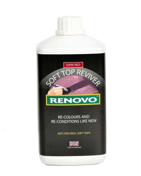 Renovo Soft Top Reviver Stoff-Farbauffrischer braun 500 ml