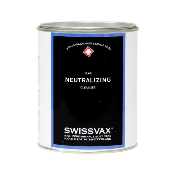 Swissvax Marine Teak Neutralizing Cleanser