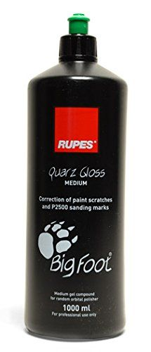 RUPES BigFoot Quarz Gloss 2 Medium Feinschleifpaste 1000 ml