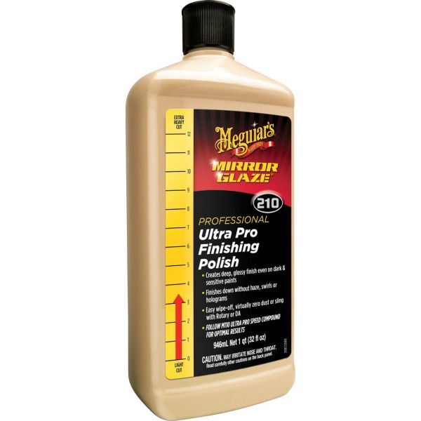 Meguiar's Ultra Pro Finishing Polish M210, 946 ml
