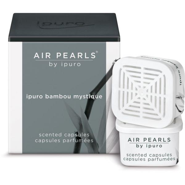 ipuro Air Pearl Capsules, bambou mystique, 2 x 6g