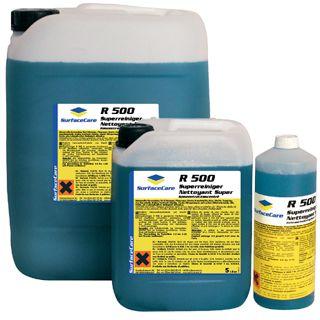 R500 Superreiniger Konzentrat 5 Liter