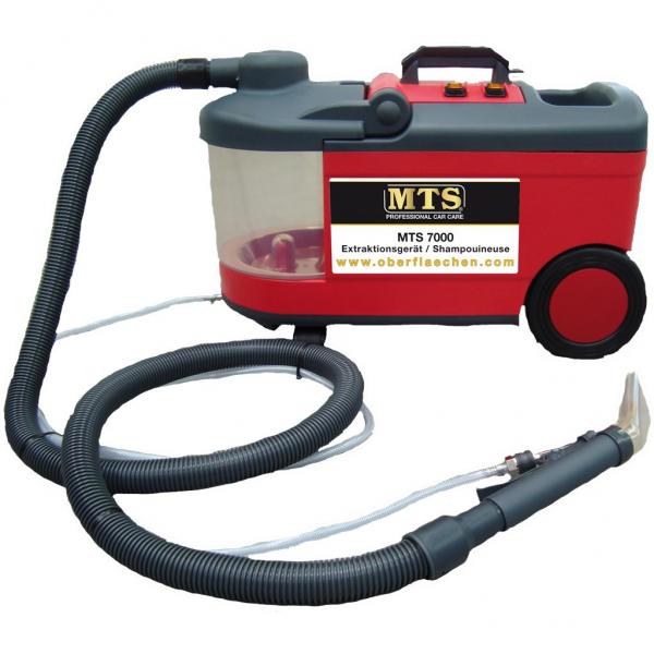 MTS Extraktionsgerät für Teppich und Polster
