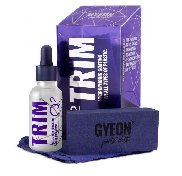 Gyeon Q² Trim 30 ml Kunststoffversiegelung