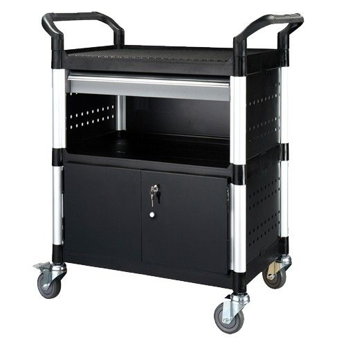 FF Detailing-Trolley – organisierte Autopflege