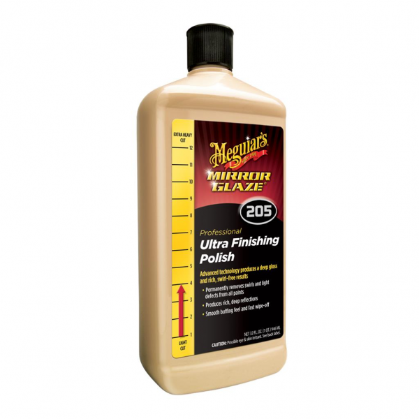Meguiar's Ultra Finishing Polish M205, 946 ml
